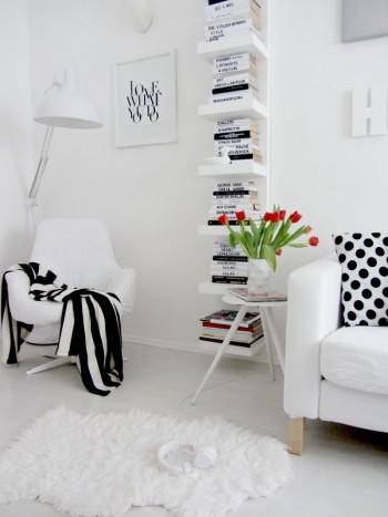 Lack blanche verticale - L'étagère IKEA LACK avec 6 casiers !