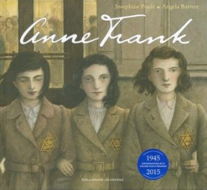 10 livres avec des modèles féminins inspirants - Anne Frank