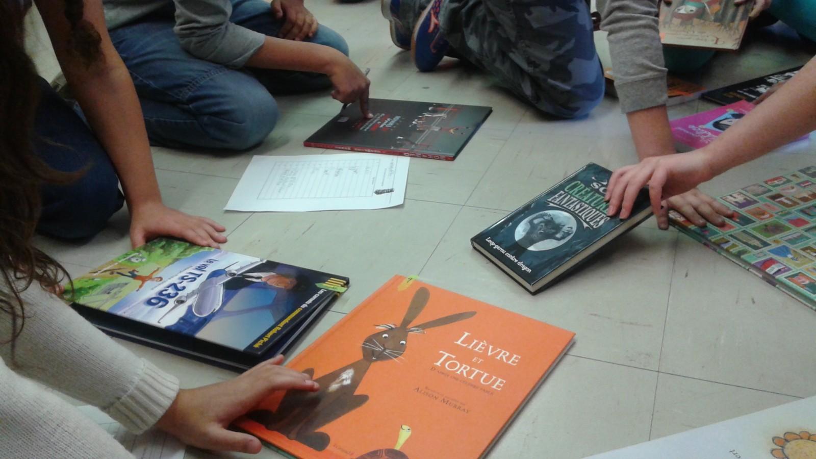 Projet créatif sur les genres littéraires !