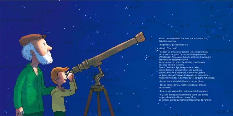 Les étoiles d'Hubert Reeves