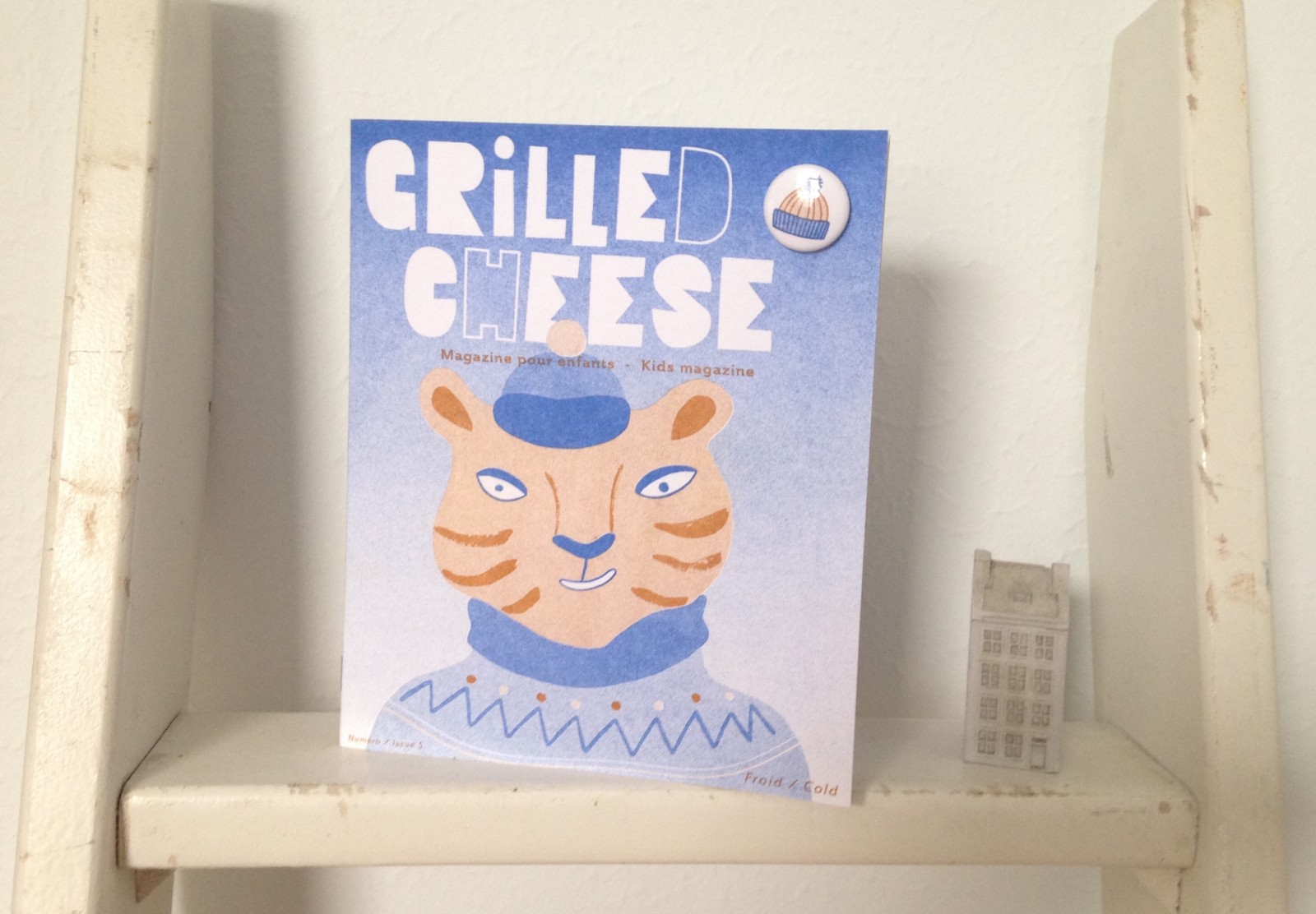 Grilled Cheese Mag – Édition Froid !
