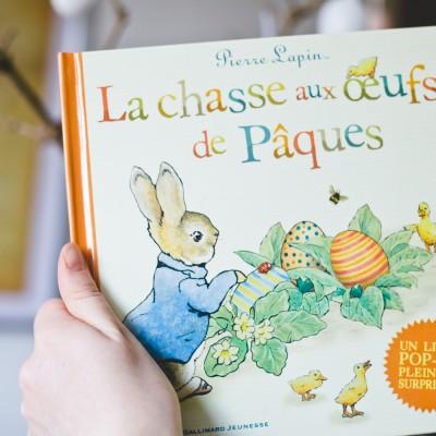 DIY du printemps avec Pierre Lapin !
