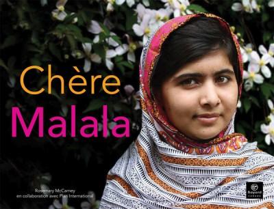10 livres avec des modèles féminins inspirants - Chère Malala