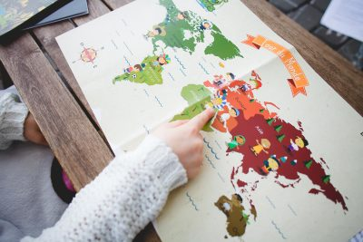 Globe-trotteurs juniors : s'abonner à un tour du monde !