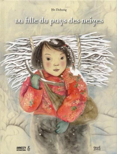 La fille du pays des neiges - L'éducation - un droit pas acquis pour tous
