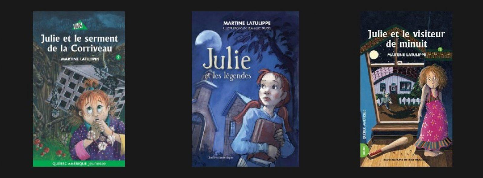 Julie et les légendes québécoises