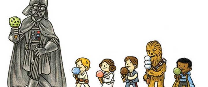 STAR WARS - Guides du futur Jedi