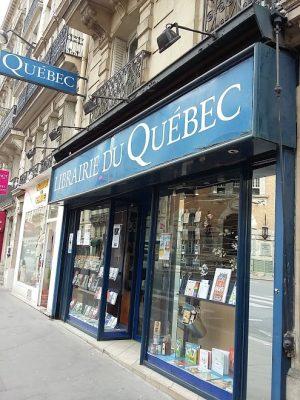 Librairie du Québec à Paris