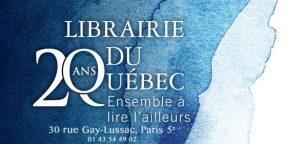 La Librairie du Quebec