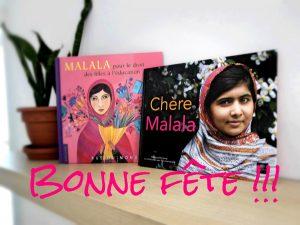 Découvrez l'exceptionnelle Malala
