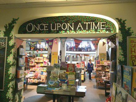 La librairie Waterstones
