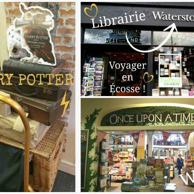 La librairie Waterstones d'Édimbourg