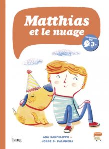Matthias et le nuage - BD Collection Mamut