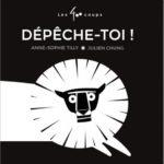 Dépêche-toi ! - Le 12 août j'achète un livre québécois
