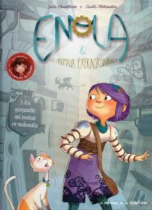 4 séries de bandes dessinées à découvrir - Enola et les animaux extraordinaires