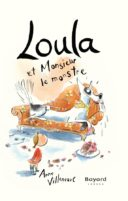 Loula et Monsieur le monstre - Le 12 août j'achète un livre québécois
