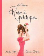 Rose à petits pois - Le 12 août j'achète un livre québécois