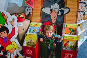 La Fête de la BD de Bruxelles : initier sa famille à la bande dessinée