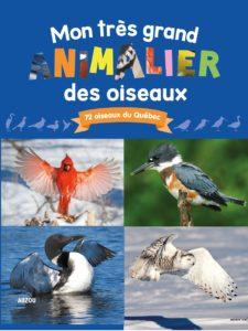 Mon très grand animalier des oiseaux - documentaires sur les animaux