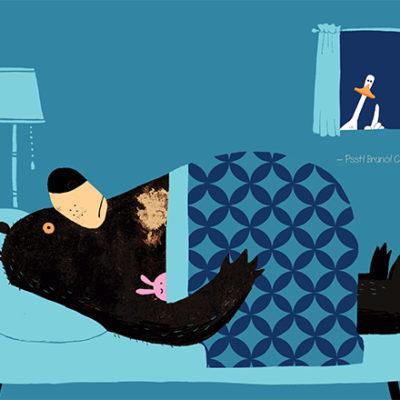 5 histoires de dodo qui ne donnent pas toujours envie de dormir