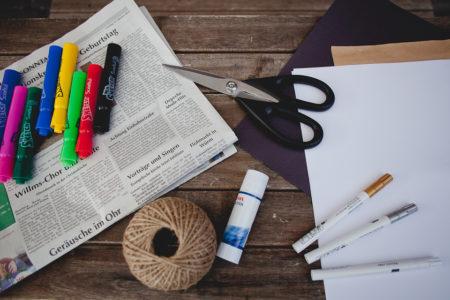 N'importe quoi ! Le petit cahier noir d'Élise Gravel + DIY