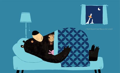 Ça suffit, bonne nuit ! - 5 histoires de dodo qui ne donnent pas toujours envie de dormir