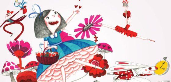 Alice au pays des merveilles - La série Jeux d'enfants avec l'OSM