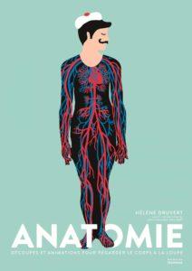 Les plus beaux docus jeunesse de 2016 à offrir en cadeau - Anatomie : découpes et animations pour regarder le corps à la loupe - Milan