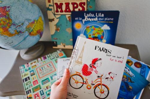 5 livres pour les p'tits voyageurs ! - Paris pour un jour / Londres pour un jour