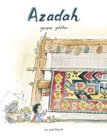 Azadah - Littérature jeunesse