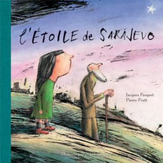 L'étoile de Sarajevo (la guerre) - Littérature jeunesse