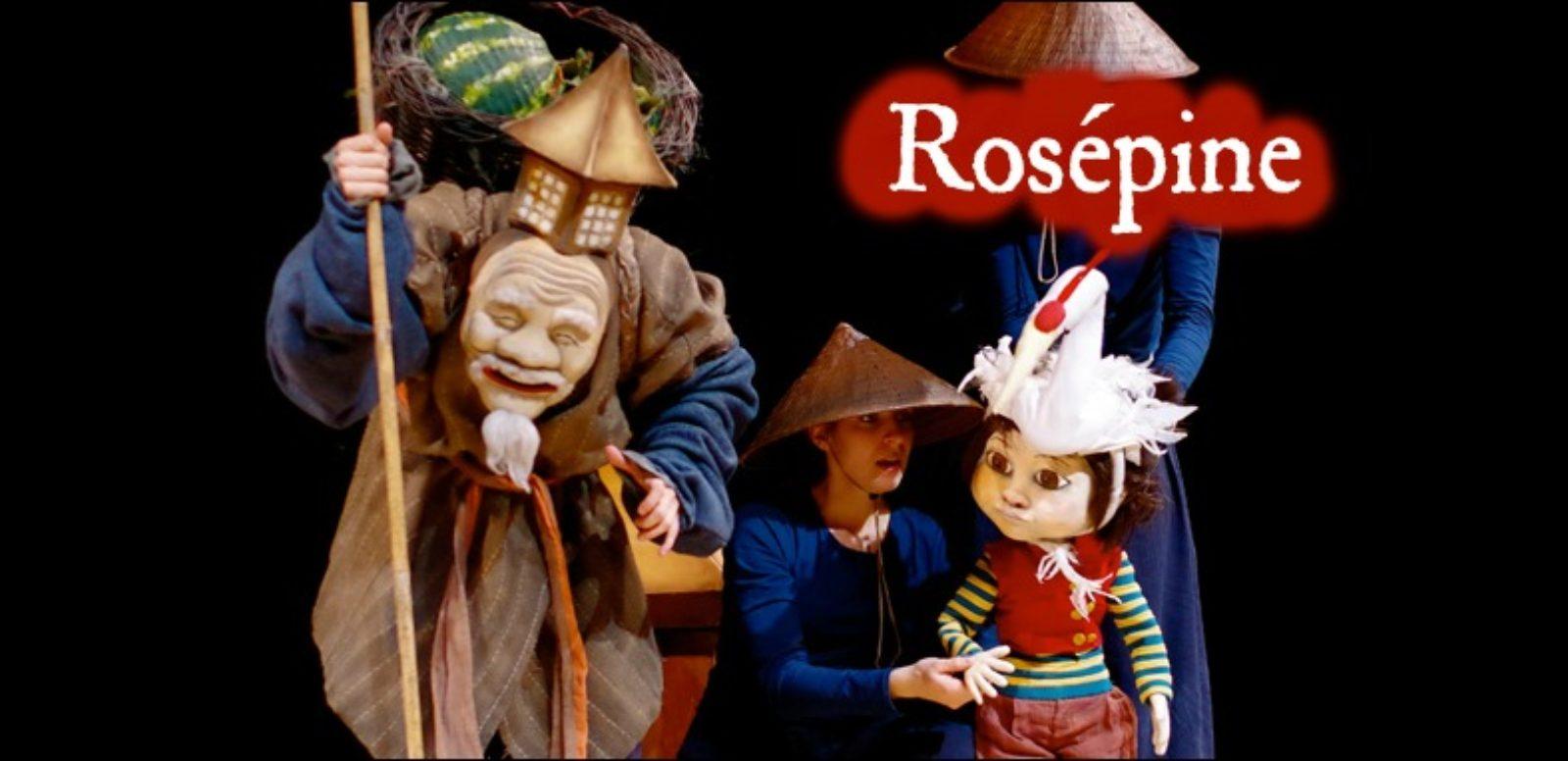 À VOIR : la pièce Rosépine, en tournée au Québec