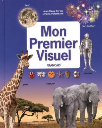 Mon Premier Visuel français - LITTÉRATURE JEUNESSE
