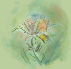 Un vibrant duo d'amour et d'amitié - Le jardinier qui cultivait des livres [LITTÉRATURE JEUNESSE]