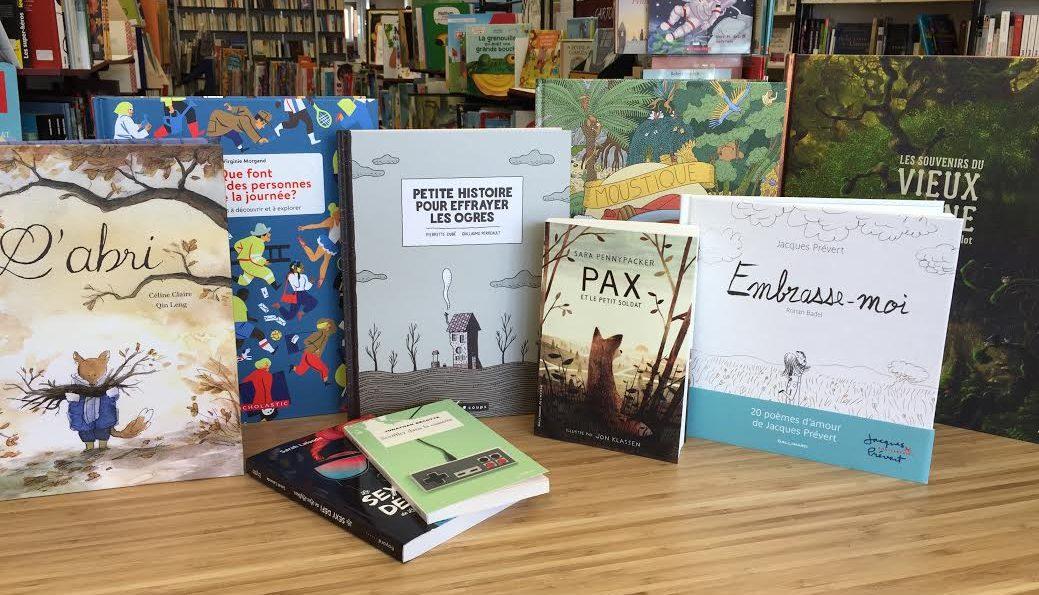 Les 10 incontournables de 2017 selon la librairie L'Exèdre