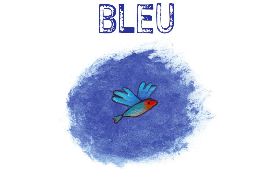 Philippe Béha voit la vie en Bleu
