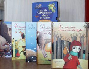 Contes et légendes du Québec, Des personnages légendaires québécois
