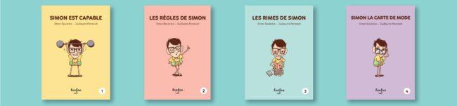 Simon et moi - Fonfon [LITTÉRATURE JEUNESSE]
