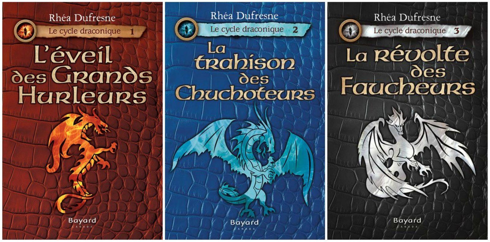 Le cycle draconique : une série ado pour les fans de Game of Thrones !