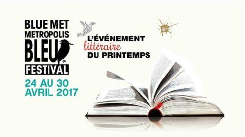 Festival Metropolis Bleu - Avril, le mois de la littérature jeunesse québécoise