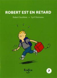 Histoires de lire - Robert Soulière Cyril Doisneau