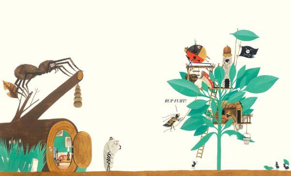 Koi ke bzzz? une histoire d'insectes + des activités pour le printemps