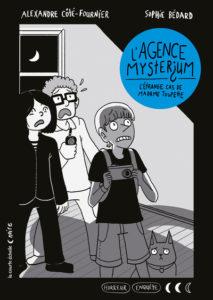 L'agence Mysterium – l'étrange cas de madame Toupette, Collection Noire
