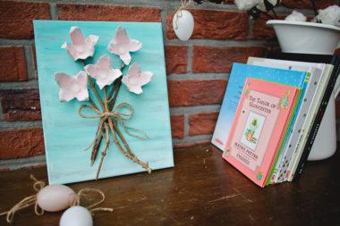La nature, la forêt et les livres jeunesse + DIY du printemps
