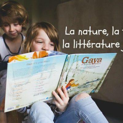 La nature, la forêt et la littérature jeunesse + DIY du printemps