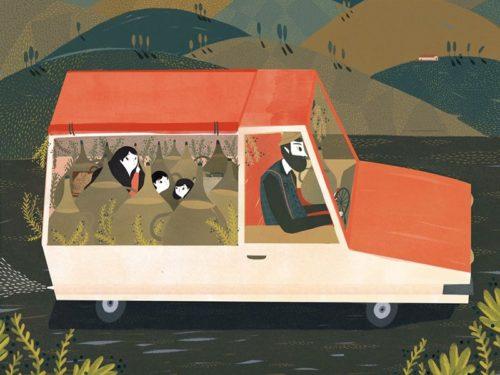 « Partir. Au-delà des frontières » - la crise des réfugié.es vue autrement