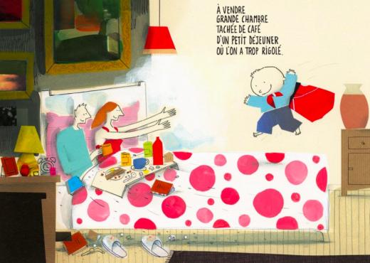 On déménage ! d'Alice Brière-Haque