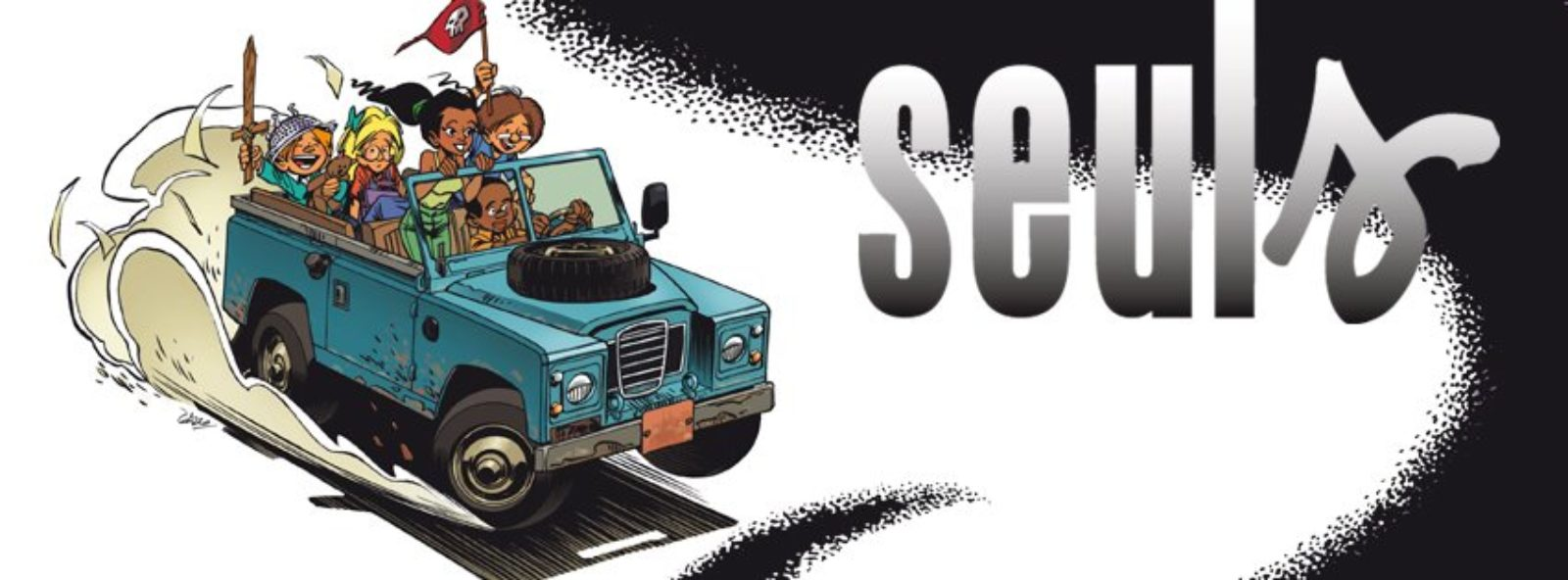 SEULS et FRNCK : 2 séries BD pour faire lire les garçons