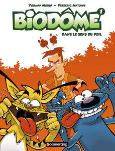BD Biodôme - Festival BD de Montréal (FBDM)