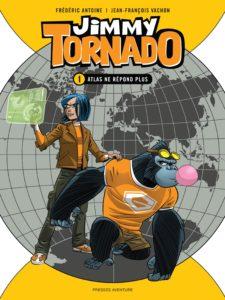 BD Jimmy Tornado - Festival BD de Montréal (FBDM)